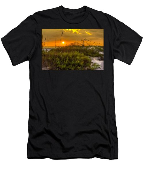 Sunset Dunes Men's T-Shirt (Athletic Fit)
