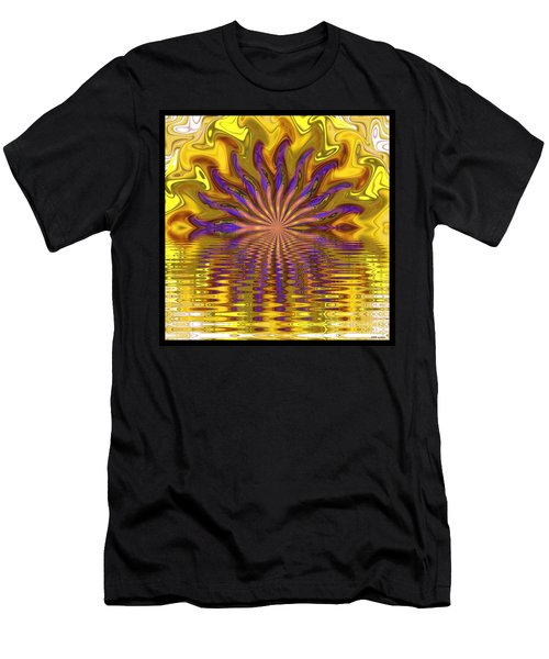 Sunset Of Sorts Men's T-Shirt (Athletic Fit)