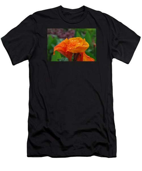 Sunshine From Within Men's T-Shirt (Athletic Fit)