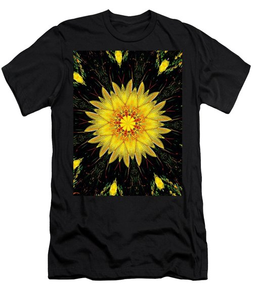 Sunshine Lily Men's T-Shirt (Athletic Fit)