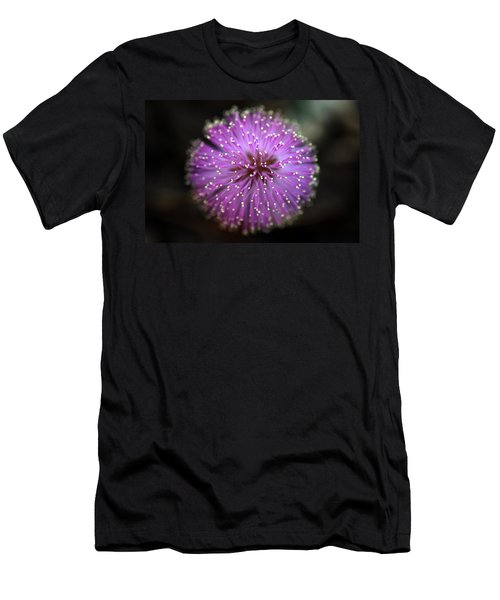 Men's T-Shirt (Slim Fit) featuring the photograph Sunshine Mimosa by Greg Allore