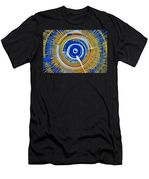 Super Nova Color Men's T-Shirt (Athletic Fit)