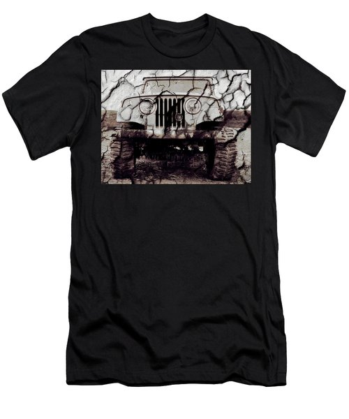 Super Swamper Commando Men's T-Shirt (Athletic Fit)
