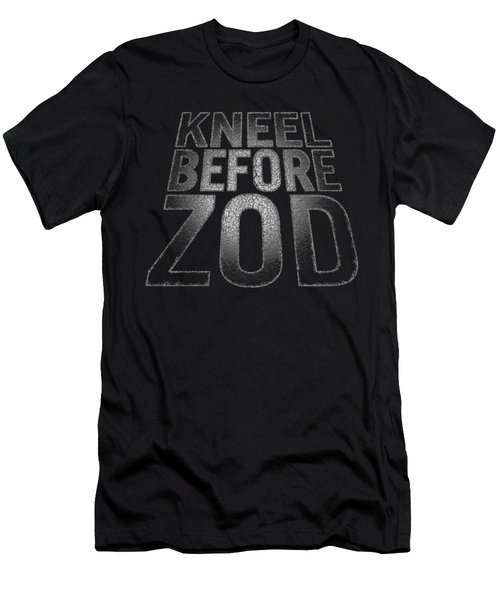 Superman - Before Zod Men's T-Shirt (Athletic Fit)