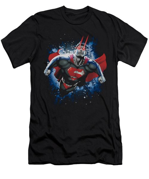 Superman - Stardust Men's T-Shirt (Athletic Fit)