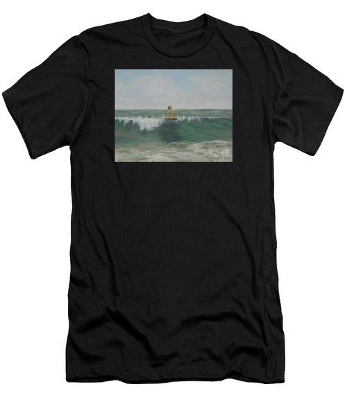 Surfer Lab Men's T-Shirt (Athletic Fit)
