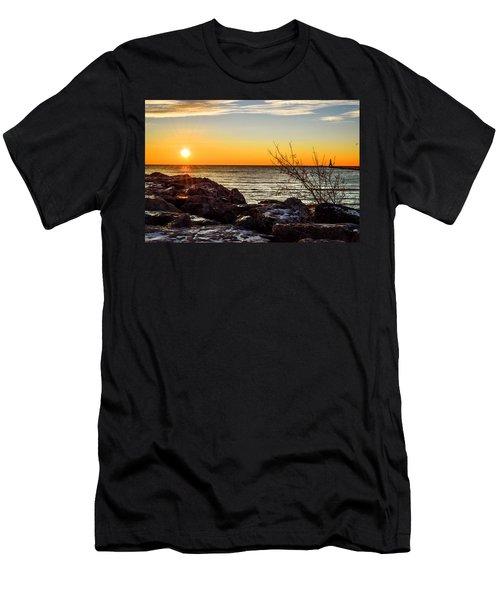 Surprise Sunrise Men's T-Shirt (Athletic Fit)