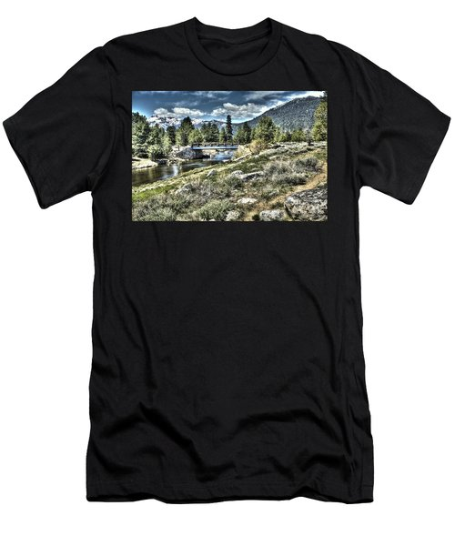 surreal Hope Valley Men's T-Shirt (Athletic Fit)