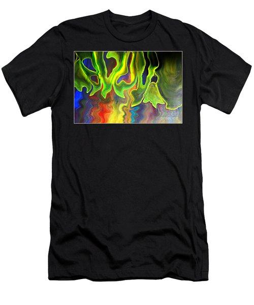 Surreal Impulse.. Men's T-Shirt (Athletic Fit)