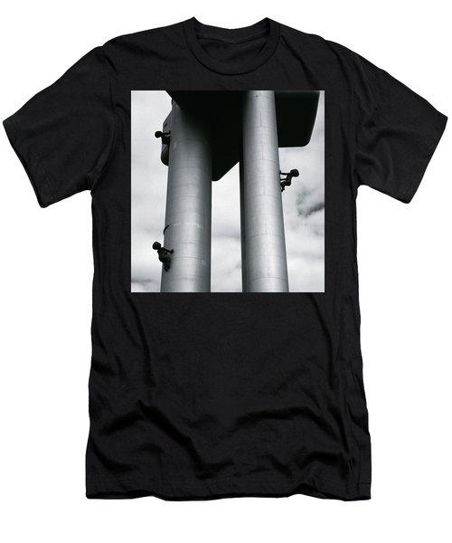 Surrealist Art Men's T-Shirt (Athletic Fit)