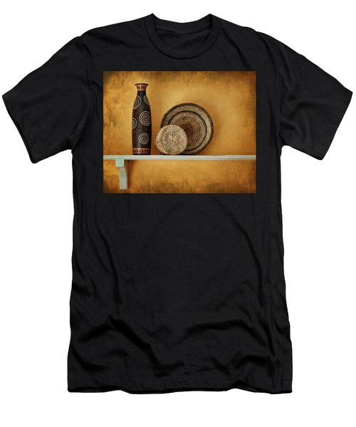 Susan's Shelf - Still Life Men's T-Shirt (Athletic Fit)
