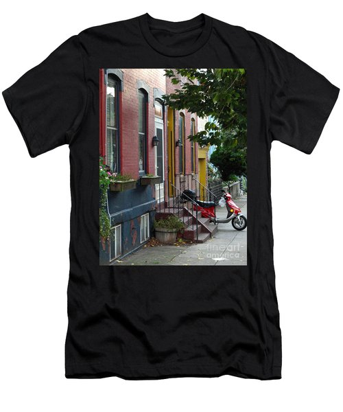 Swain Street Men's T-Shirt (Athletic Fit)