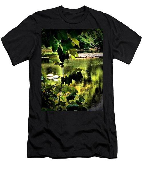 Swan Dive Men's T-Shirt (Athletic Fit)