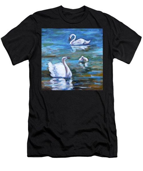 Swans Men's T-Shirt (Athletic Fit)