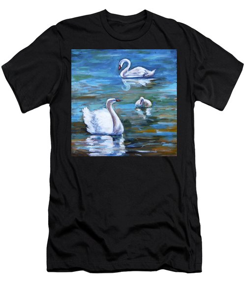 Swans Men's T-Shirt (Athletic Fit)