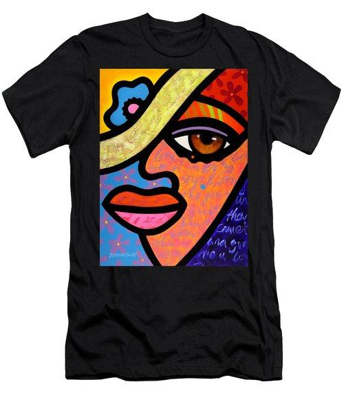 Sweet City Woman Men's T-Shirt (Athletic Fit)
