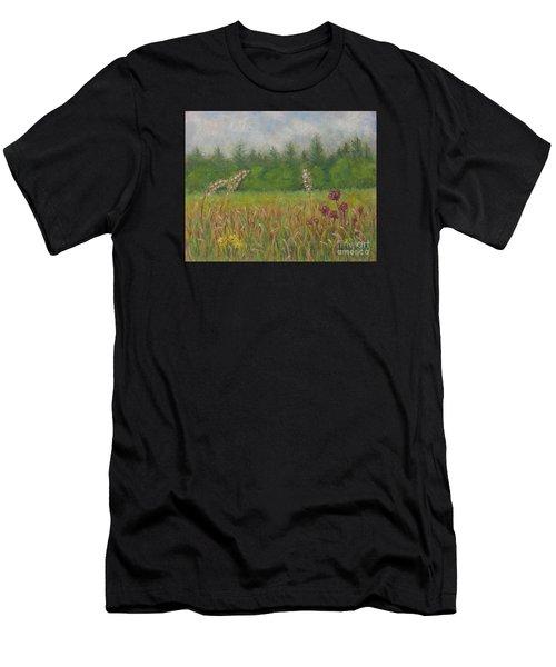 Calm Culloden Men's T-Shirt (Athletic Fit)
