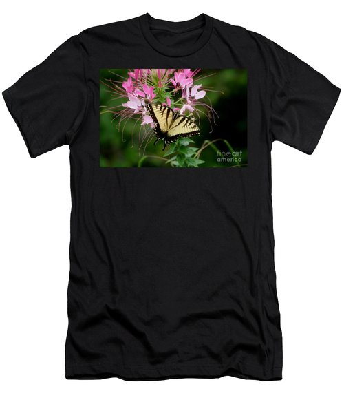 Sweet Swallowtail Men's T-Shirt (Athletic Fit)