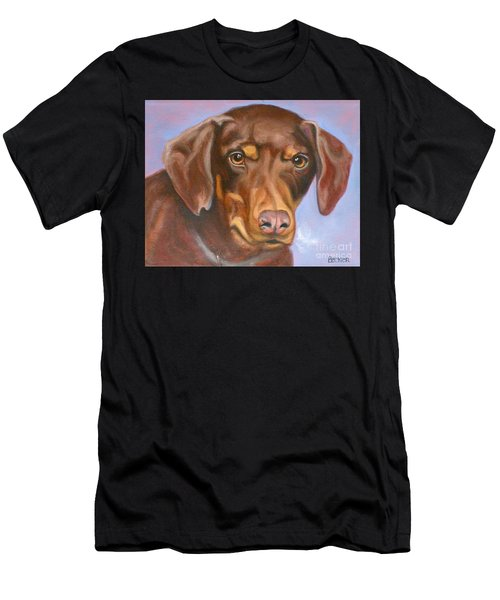 Rescued At Last Men's T-Shirt (Athletic Fit)