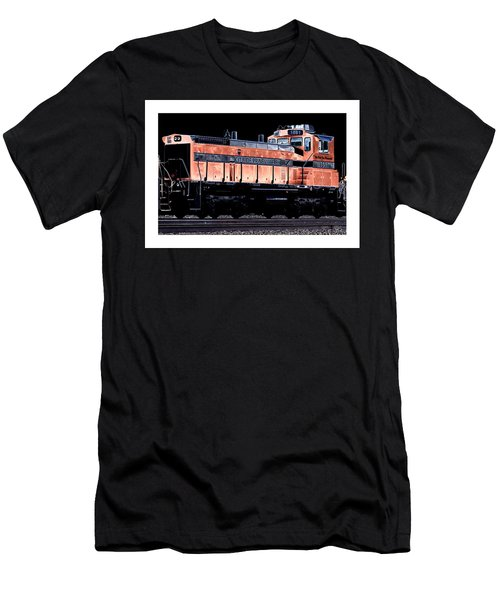 Switch Engine Men's T-Shirt (Athletic Fit)