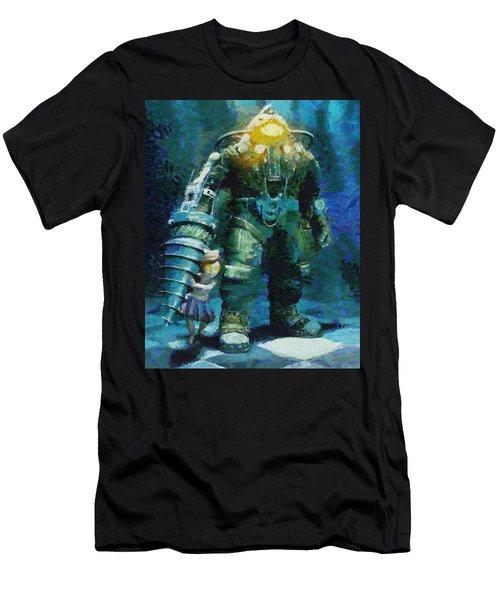 Symbiosis Men's T-Shirt (Athletic Fit)