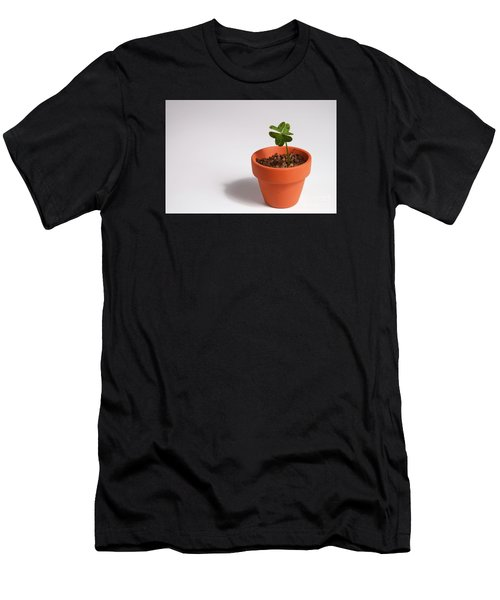 Symbol Of Good Luck Men's T-Shirt (Athletic Fit)