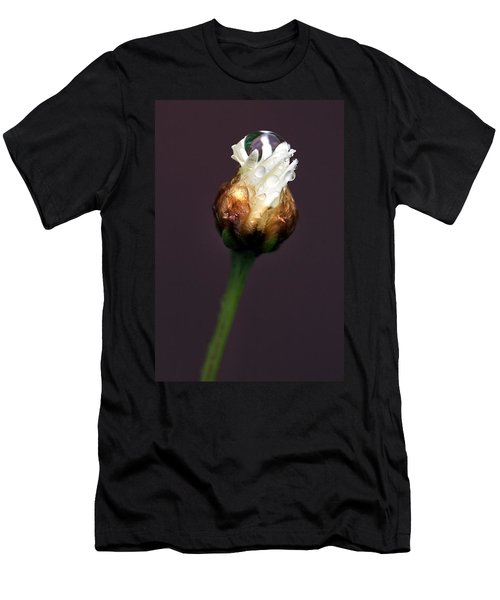 Synergy I Men's T-Shirt (Slim Fit) by Marion Cullen