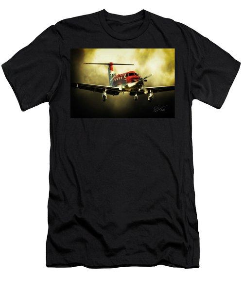 T Tale Men's T-Shirt (Slim Fit) by Paul Job