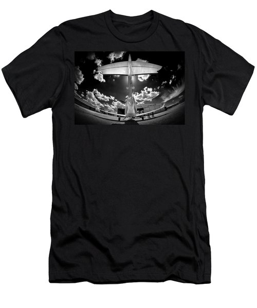T Wing Men's T-Shirt (Athletic Fit)