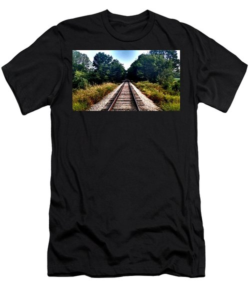 Men's T-Shirt (Slim Fit) featuring the photograph Take Me Home by Chris Tarpening