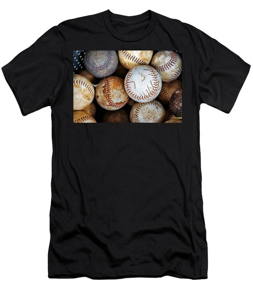 Take Me Out To The Ball Game Men's T-Shirt (Athletic Fit)