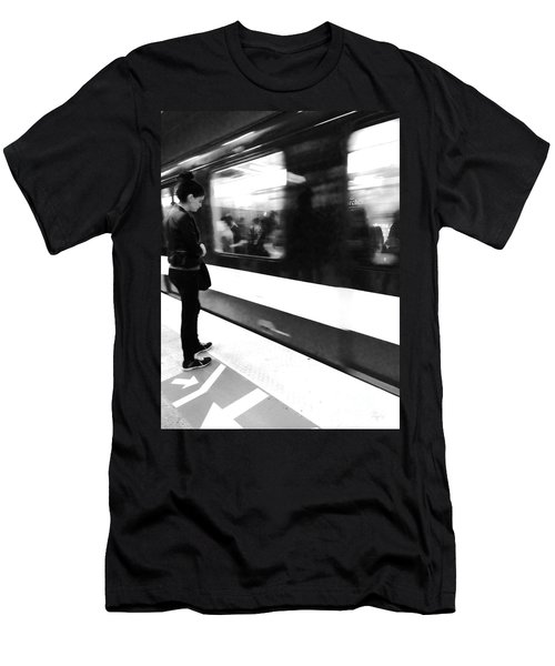 Take Your Time Men's T-Shirt (Athletic Fit)