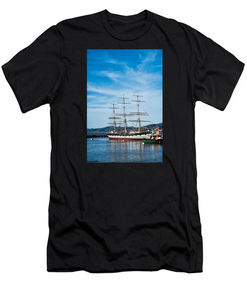 Tall Ship Balclutha San Francisco Men's T-Shirt (Athletic Fit)