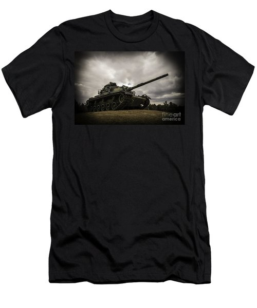 Tank World War 2 Men's T-Shirt (Athletic Fit)