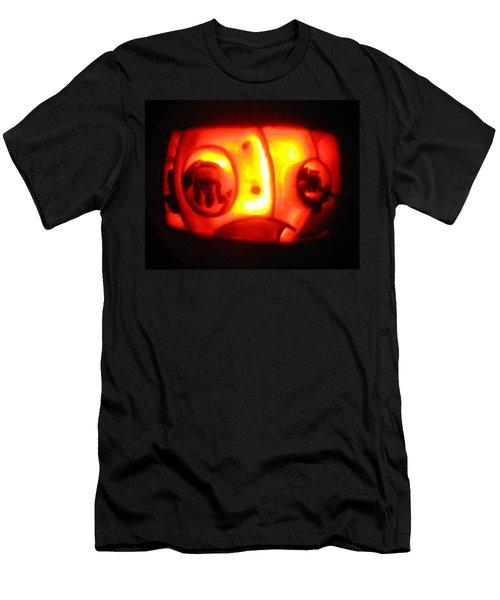 Tarboy Pumpkin Men's T-Shirt (Slim Fit) by Shawn Dall