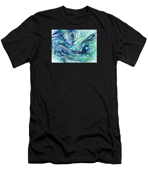 Tarpon Frenzy Men's T-Shirt (Athletic Fit)
