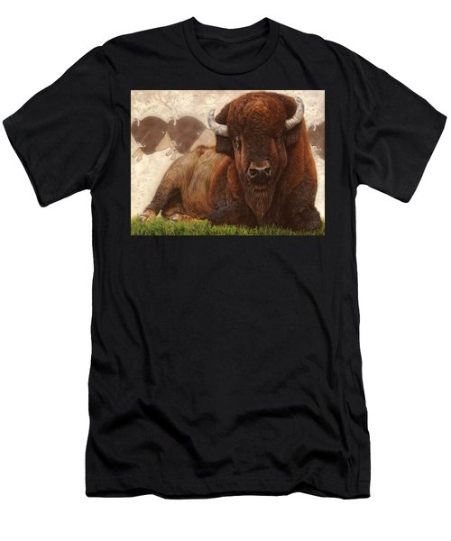 Tatanka Men's T-Shirt (Athletic Fit)