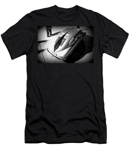 Tatra Noir Men's T-Shirt (Athletic Fit)