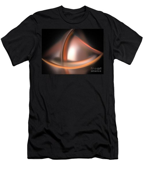 Tau Ceti Men's T-Shirt (Slim Fit) by Kim Sy Ok