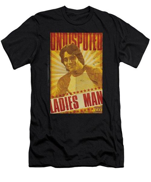 Taxi - Ladies Man Men's T-Shirt (Athletic Fit)
