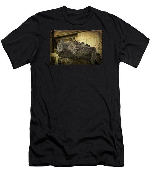 Tcu Horned Frog Men's T-Shirt (Athletic Fit)