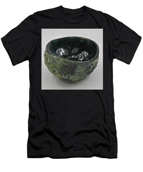 Tea Bowl #5 Men's T-Shirt (Athletic Fit)