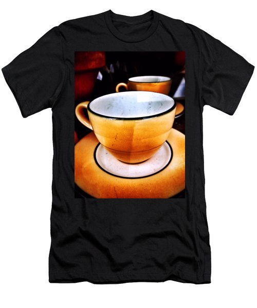Tea For Two Men's T-Shirt (Athletic Fit)