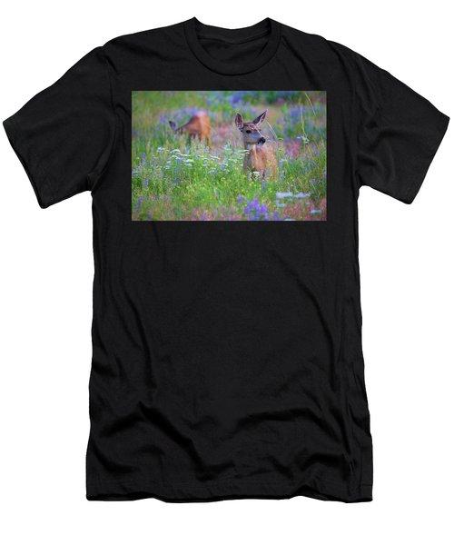 Tea Party Men's T-Shirt (Athletic Fit)