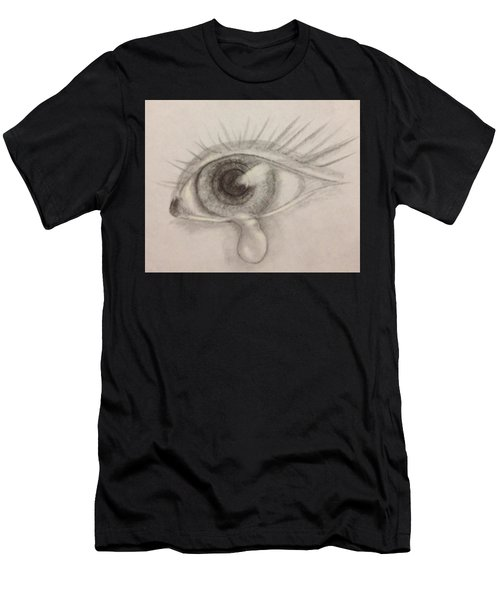 Tear Men's T-Shirt (Athletic Fit)