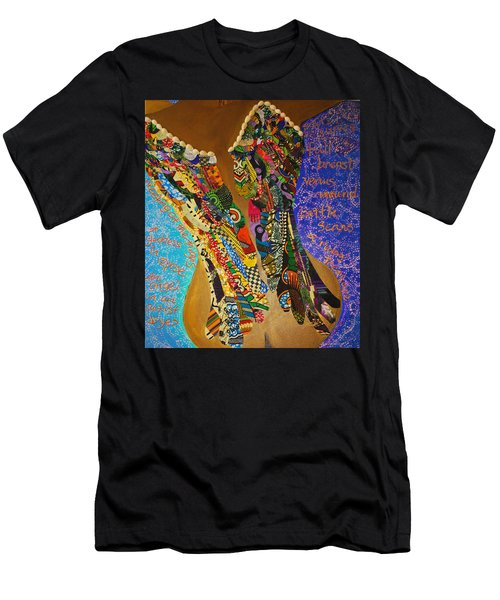 Temple Of The Goddess Eye Vol 1 Men's T-Shirt (Athletic Fit)