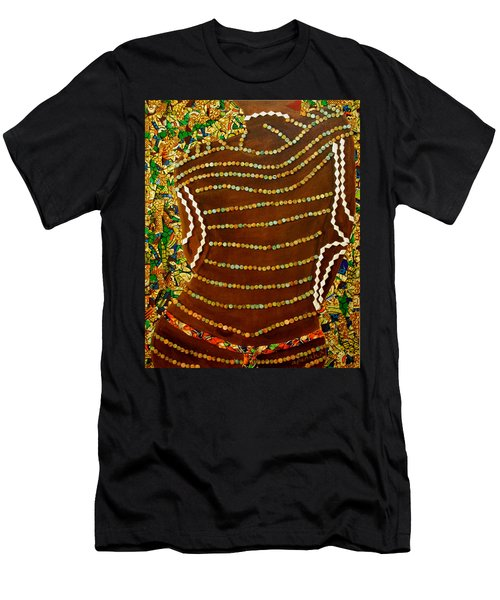 Temple Of The Goddess Eye Vol 2 Men's T-Shirt (Athletic Fit)