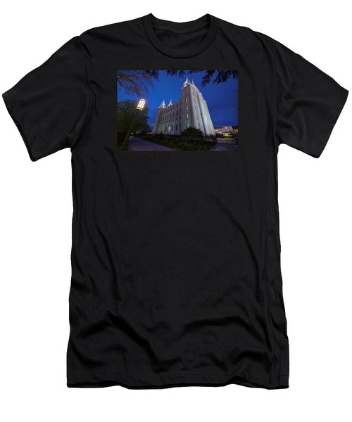 Temple Perspective Men's T-Shirt (Athletic Fit)