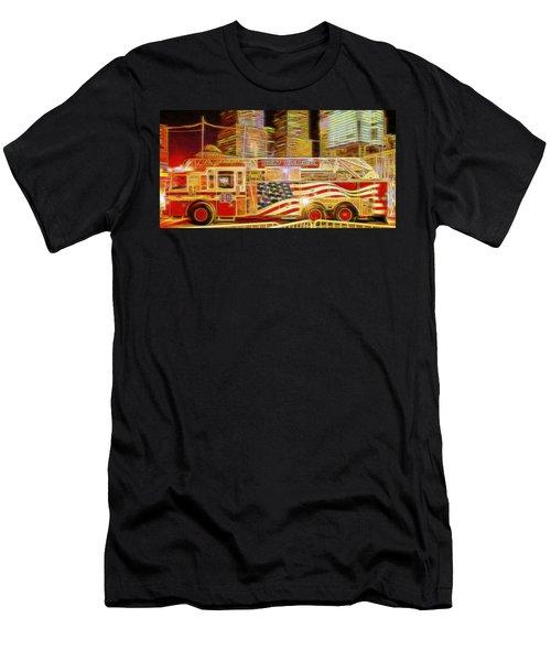 Ten Truck Men's T-Shirt (Athletic Fit)