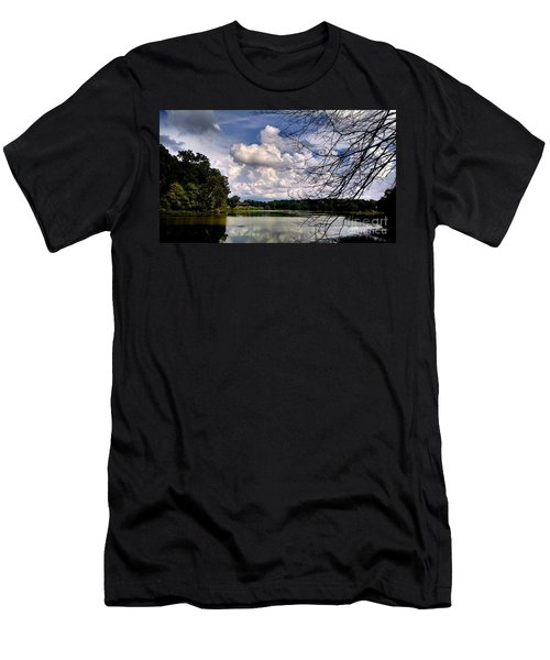 Men's T-Shirt (Slim Fit) featuring the photograph Tennessee Dreams by Chris Tarpening